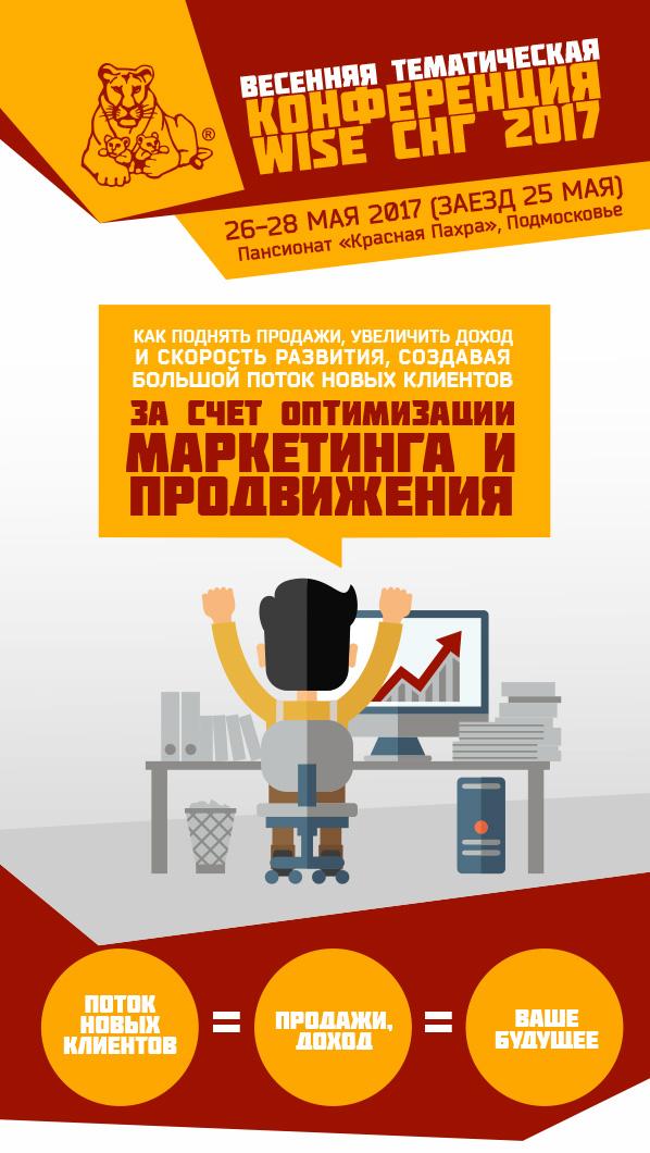 26-28 МАЯ 2016 (заезд 25 мая) «Как поднять продажи, увеличить доход и скорость развития, создавая большой поток новых клиентов за счёт оптимизации маркетинга и продвижения»