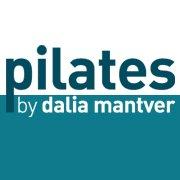 פילאטיס - דליה מנטבר - לוגו